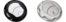Regulowane dyfuzory powietrza SENSYO 92 TP  siroco zestaw pommard łomianki