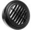 Regulowane dyfuzory powietrza SENSYO II 84 klapka czarna siroco pommard łomianki
